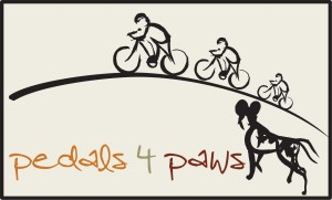 final logo for pedals for paws